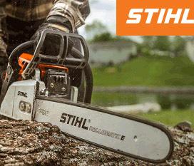 Stihl Chainsaws - Fairbanks
