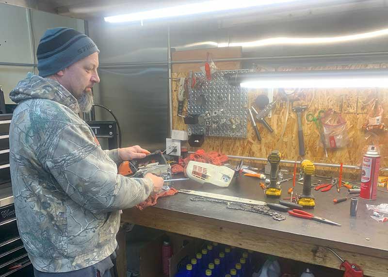 Chainsaw Repair Service